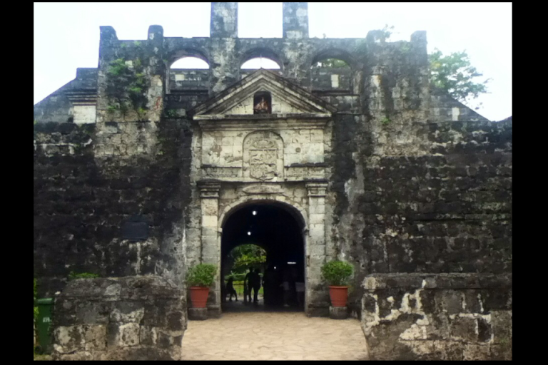 Fort San Pedro is the largest triangular fortress in the Philippines.