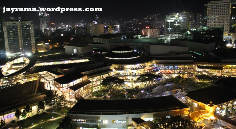 Shopping here is not far from Manila with the presence of Ayala Mall...